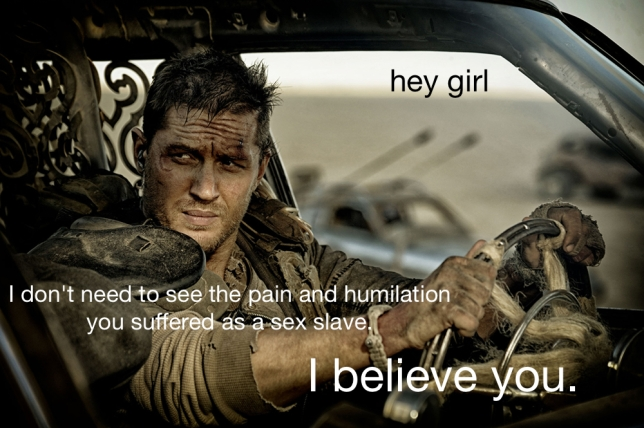 Photo from the brilliant feministmadmax tumblr