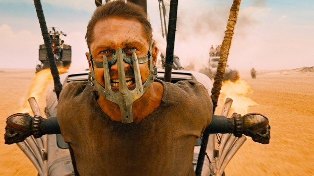 At this point, is Tom Hardy contractually obliged to wear something over his mouth in every movie?
